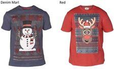 Camisetas de hombre en color principal rojo talla XL