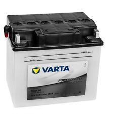 Varta Powersports Motorrad Batterie Starter 53030 12V 30Ah C60-N30L-A Y60-N30L-A