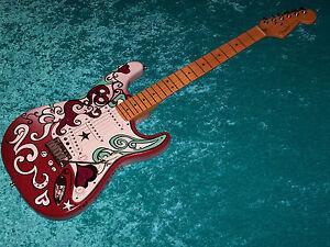 Fender Saville Theatre Strat Stratocaster USA american standard Jimi Hendrix