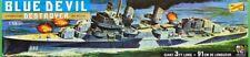 Lindberg [LND] 1:125 Blue Devil Destroyer Plastic Model Kit LND212 HL212