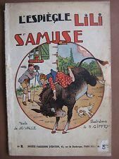 L'ESPIEGLE LILI  S'AMUSE (1935)