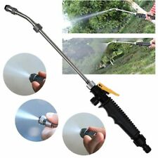 2in1 High Pressure Water Spray Gun Car Washer Wand Nozzle Power Flow Controls US