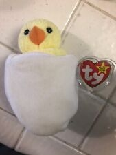TY Beanie Baby Eggbert Chick 1998/1999