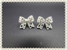 Glass Alloy Costume Earrings