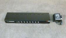 Rose Electronics KVM-8TDVI/A1 8-Port USB DVI KVM Switch     (3a02)