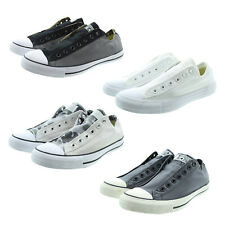 Converse 885250 Adult Unisex All Star Slip On Canvas Fashion Shoes Sneakers