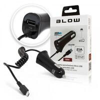 KFZ Auto Micro USB 2A Ladegerät Ladekabel Adapter für Wiko WIM / WIM Lite
