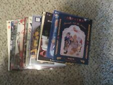 Lot of 15 Tole Painting Books, Decorative, softcovers.