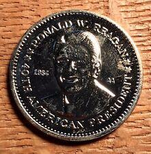 Ronald Reagan 1984 Double Eagle Presidential Commemorative Coin