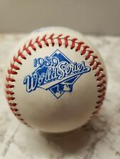 Rawlings MLB Official 1989 World Series Baseball