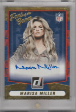 Marisa Miller 2016 Donruss Fans of the Game autograph auto card 6