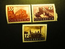 Austria #385-87 Mint Never Hinged- (Y3) I Combine Shipping 2