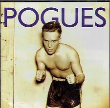 CD - THE POGUES - Peace and love
