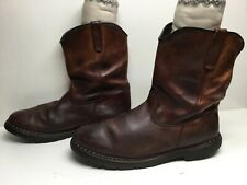 VTG MENS RED WING PECOS EH WORK BROWN BOOTS SIZE 14 B