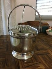 Vintage EPC SILVERPLATE by FINA Ice Bucket
