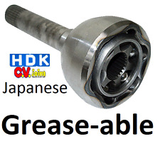 JAPANESE HDK Greasable CV Joint Toyota Landcruiser 100 105 series full time 4wd
