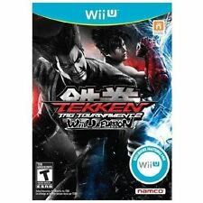 Tekken Tag Tournament 2 -- Wii U Edition (Nintendo Wii U, 2012)