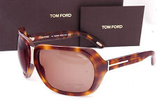 TOM FORD INDIA TF49  T32  TORTOISE COLOR WITH LIGHT BROWN GRADIENT LENS