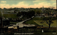 Huddersfield West Yorkshire England ~1910 Woodhouse Hill Panorama Stadt City