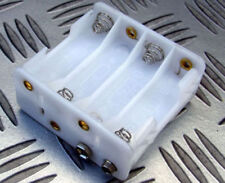 Sostenedor de Batería para 8 x AA R6, HR6, R6P 1.5 V baterías PP3 tipo de conexión de salida
