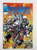 Storm Watch Issue 1 March 1993 Image Comics