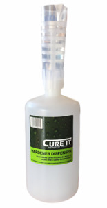 Cure It | Catalyst Safety Hardener Dispenser |Flat Roofing | GRP Roofing | 80ml