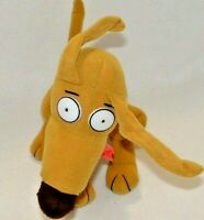 """Applause Nickelodeon Spike The Dog Plush TV Toy 1997 Rugrats 12"""""""