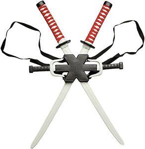 Deadpool Weapon Kit, Mens Marvel Comics Costume Accessory