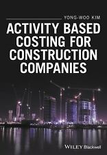 ACTIVITY BASED COSTING FOR CONSTRUCTION COMPANIES - NEW PAPERBACK BOOK