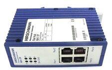 New Hirschmann Rh1-Tp Rail Hub, Switch Hub 4Port, Rh1Tp