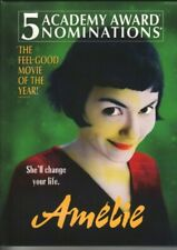 Amelie - 2002 2 Dvd Disc Set - Special Boxed Edition - Like New