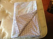 Pottery Barn Kids  Duvet Lavender Lilac Purple Size Full/Queen Button Closure