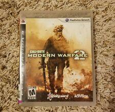 Call of Duty: Modern Warfare 2 (Sony PlayStation 3, 2009)