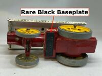 Matchbox Models of Yesteryear Y-9 Fowler Showman Engine - Rare BLACK Baseplate