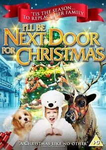 I'LL BE NEXT DOOR FOR CHRISTMAS - DVD **NEW SEALED** FREE POST***