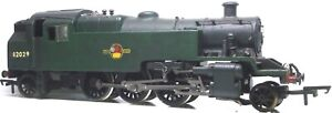 COMMERCIAL BR 2-6-2T LOCO REPAINTED '82029' ON A MEHANO CHASSIS