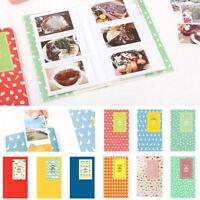 84 Pockets Album Storage Cases For Polaroid Mini Film Size Photo FujiFilm Instax