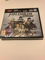 😍 nintendo 3ds fire emblem warriors neuf blister officiel new 2ds xl pal fr