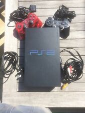 Playstation 2: Console, 2 Handsets and 5 Games