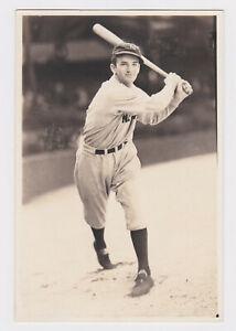 vtg original 1930s George Burke photo - Don Heffner New York Yankees