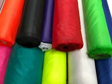 RIPSTOP FABRIC WATERPROOF Lightweight Tear Resistant 10 Colours Kite Material