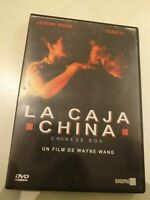 DVD  LA CAJA CHINA DE WAYNE WANG Y con jeremy irons