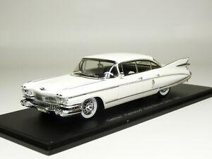 Spark S2914 1/43 1959 Cadillac Fleetwood Sixty 60 Special Sedan Resin Model Car