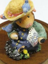 Tlp tender loving pig *Sow A Little Sunshine* by enesco 1998 edition~decor~Cute