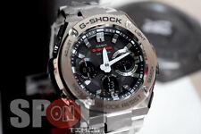 Casio G-Shock Stainless Steel Tough Solar Men's Watch GST-S110D-1A