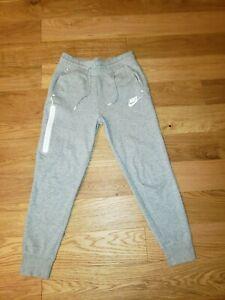 Nike NSW Women's Small Sportswear Tech Fleece Pant Heather Gray 931828 Joggers
