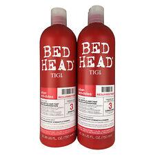 Bed Head Tigi Urban Antidotes Resurrection Hair Shampoo & Conditioner #3 DUO ...