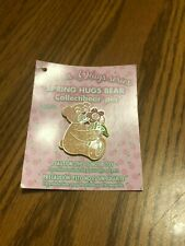Care Bear Spring Hugs Bear pin