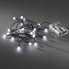 Led-globelichterkette 20 LEDs 1491-207 weiß