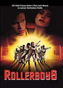 Rollerboys , 100% uncut , german / english , sealed , Prayer of the Rollerboys